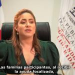 Gloria Reyes, directora general de Progresando con Solidaridad, nos explica cómo tu familia puede beneficiarse de Plan Nacional de Viviendas Familia Feliz
