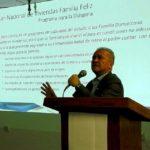 Presentan Plan Nacional de Vivienda Familia Feliz en comunidades dominicanas en los EEUU
