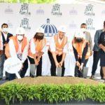 Gobierno dominicano deja iniciados los trabajos para Proyecto de Viviendas en Boca Chica